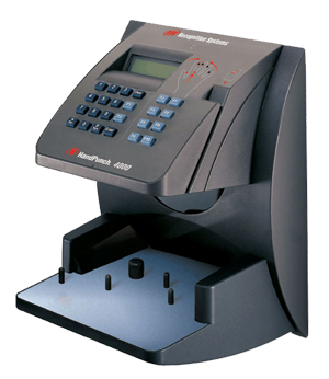 Hand Punch 4000 distributor and supplier in Dubai | Time attendance