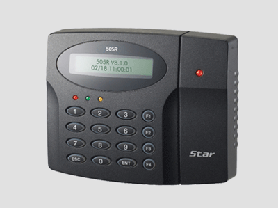 IP505R time attendance system UAE